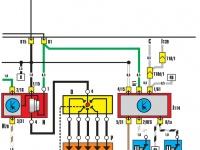 Система зажигания, устройство контроля давления масла