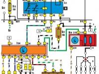 Устройство впрыска KE III-Jetronic (двигатель мощностью 100 КВт) 3