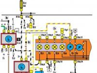 Устройство впрыска KE III-Jetronic (двигатель мощностью 100 КВт) 4